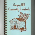 Pompey Hill Community Cookbook Regional Fire Department New York
