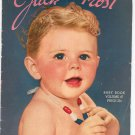 Vintage Jack Frost Baby Book Volume 47 Crochet & Knitting
