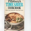 Pillsburys Time Saver Cook Book Cookbook Vintage 1967 Second Edition