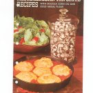 All American Favorite Recipes Cookbook By Mazola & Gold Medal Vintage 1960