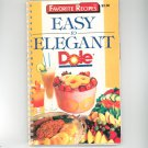 Favorite Recipes Easy To Elegant Dole Cookbook 0881766062