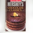 Favorite Recipes Hershey&#39;s Chocolate Classics Cookbook 0881766089