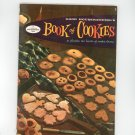 Good Housekeeping's Book Of Cookies Cookbook Vintage 1958 #2