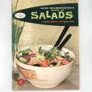 Good Housekeeping's Book Of Salads Cookbook Vintage 1958 #6