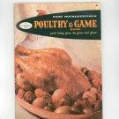 Good Housekeeping's Poultry & Game Cookbook Vintage 1958 #16