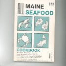 All Maine Seafood Cookbook Number 1 Loana Shibles Vintage 0913954225