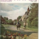 In Britain Coming Events Travel Guide Vintage May 1967 Volume 22 Number 5