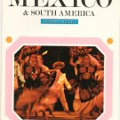 Vintage Mexico & South America Travel Guide / Brochure 1969 Pan American Braniff International