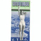 Vintage Ottawa Canada&#39;s National Capital Travel / Tourist Guide