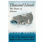 Thousand Islands The Venice Of America Travel / Tour Guide