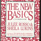 The New Basics Cookbook Julee Rosso Sheila Lukins 0894803417
