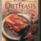 Jim Fobel's Diet Feasts An Inspired New Cuisine Cookbook First Edition 0385260016