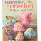 Teeny Tiny Crochet 35 Small Projects By Catherine Hirst 9781908170286
