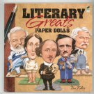 Literary Greats Paper Dolls by Tim Foley 0486481174
