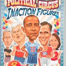 Political Circus Inaction Figures Paper Dolls by Tim Foley 0486490416