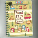 Road Trip Activity Journal  by Mudpuppy Press 9780735306042
