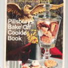 Pillsbury's Bake Off Cookie Book Cookbook Vintage 1967