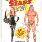 Action Stars Paper Dolls by Bruce Patrick Jones 0486476065