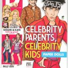 Celebrity Parents Celebrity Kids Paper Dolls by Diana Zourelias 0486477401