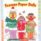 Sesame Street Seasons Paper Dolls 0486330273