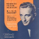 So Do I Sheet Music Pennies From Heaven Vintage Select Music Publications