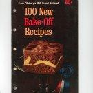 Pillsbury Bake Off Cook Book Cookbook Prize Winning Recipes 16th Annual Bake Off Vintage Item 1965