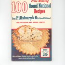 Pillsburys 6th Grand National Bake Off 100 Prize Winning Recipes Cookbook Vintage 1955 First Edition