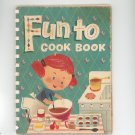 Fun To Cook Book Cookbook Vintage Carnation 1955