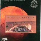 USA Philatelic Magazine Spring 1998 Mars Pathfinder Stamp