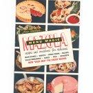 Vintage Mazola Menu Magic Cookbook / Pamphlet 1951