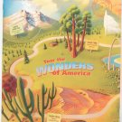 USA Philatelic Magazine Summer 2006 Tour The Wonders Of America Stamp