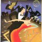 USA Philatelic Magazine Fall 2005 Bailemos Stamp
