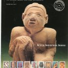 USA Philatelic Magazine Fall 2004 Art Of The American Indian Unearthed Stamp