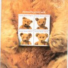 USA Philatelic Magazine Fall 2002 Cherished For All Their Worth Teddy Bears Stamp