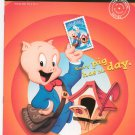 USA Philatelic Magazine Holiday 2001 Every Pig Has His Day Porky Stamp