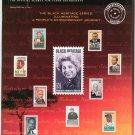 USA Philatelic Magazine Spring 2000 Black Heritage Series  Stamp