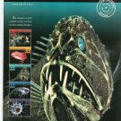USA Philatelic Magazine Holiday 2000 An Unseen World Comes To The Surface Stamp