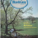Blue & Gray Magazine Back Issue July 1986 The Battle Of Kernstown Volume III Issue 6