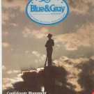 Blue & Gray Magazine Back Issue Sept. 1984 Anniversary Issue Confederate Monument Volume II Issue 1