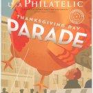 USA Philatelic Magazine / Catalog Fall 2009 Thanksgiving Day Parade Stamp