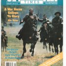 Civil War Times Magazine Illustrated January 1989 War Horse Gallops To Glory