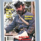 Civil War Times Magazine Illustrated February 1986 Alabama Sacked Secret Agent