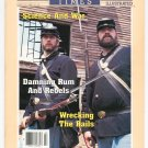 Civil War Times Magazine Illustrated March 1986 Science & War Damning Rum & Rebels