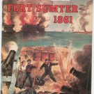 Civil War Times Magazine Illustrated October 1976 Fort Sumter 1861 Back Issue