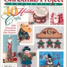 Christmas Project Collection 40 Holiday Crafts Gifts Ornaments Decorations 1998