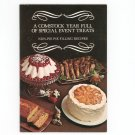 A Comstock Year Full Of Special Event Treats Non Pie Filling Recipes Cookbook
