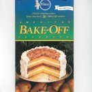 Pillsbury Special Issue 31st America's Bake Off Cookbook 1984