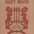 Music Lovers Duet Book 26 Four Hand Piano Vintage Theo Presser
