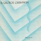 Rhapsody In Blue Piano Solo George Gershwin Vintage New World Music