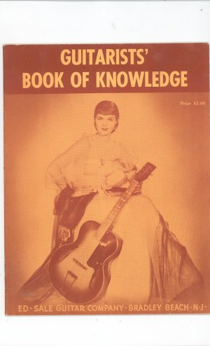 Guitarists Book Of Knowledge by Ed Sale